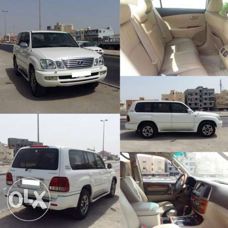 for sale lexus lx 470 m 2006
