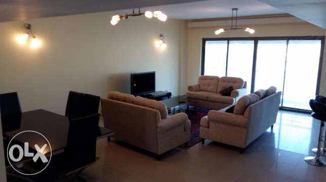 Stylish 3 Bedrooms Penthouse fully furnished with huge balcony