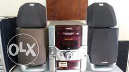 Panasonic Music System 4 Channel 17BD