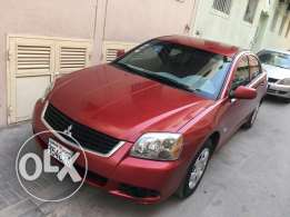 Mitsubishi Galant 2009 model excellent condition