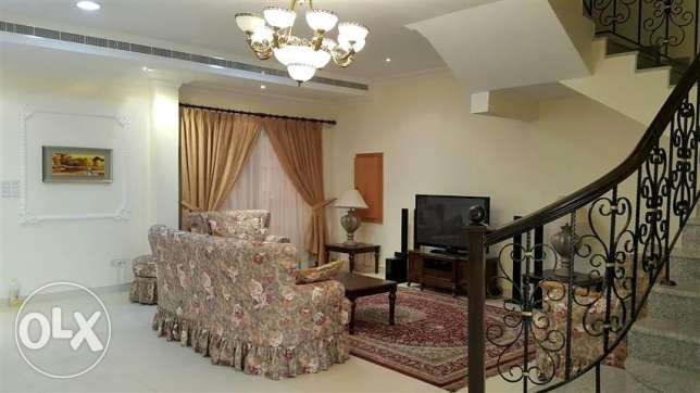 SRA21 4br fully furnished villa for rent near sar mall