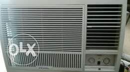 Pearl 2 ton window ac good condition,best cooling