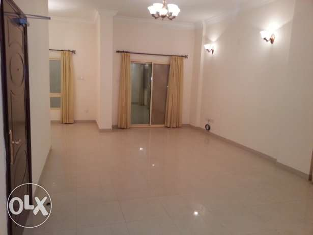 Juffair 3 BR Semi Furnished beautiful, spacious family apartment.