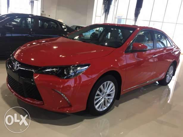 toyota camry sport edition 2017