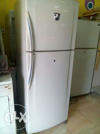 Fridge for sale good conditions good working with delivery also