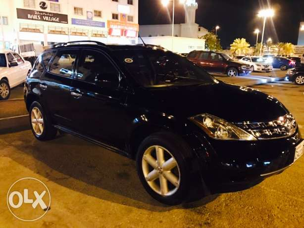 Nissan Murano 2006 Full Option , Brand New Condition