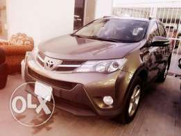 Toyota Rav 4 2013 model for sale Lady Driven