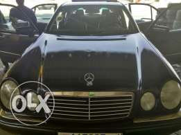 Mercedes e class perfect condition