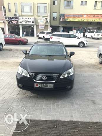 lexus ES350 Full Option