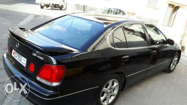I have (Lexus GS 400) Model 2000 Car. الرفاع‎ -  4