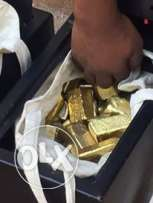 ​​Gold Bars and Gold Nuggets For Sale.