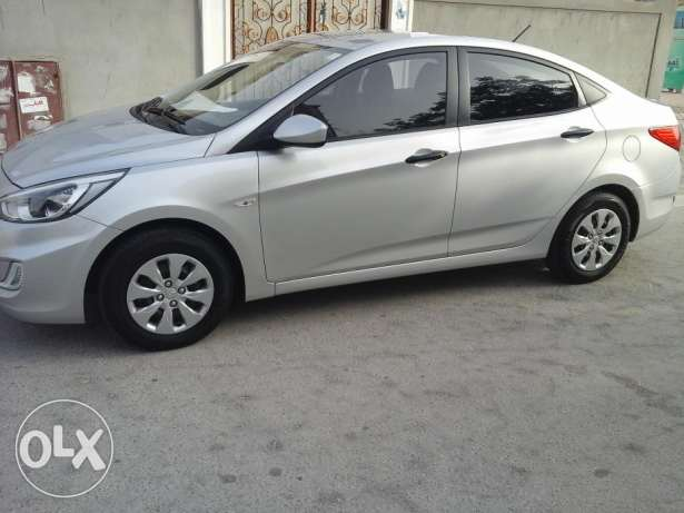 Car sale hyundai accent 2016