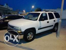 For sale Chevrolet Taho 2002