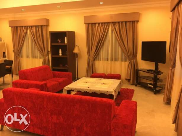 Busaiteen private villa fully furnished for rent