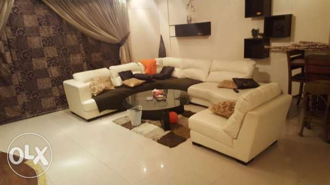 1br flat fully furnished.for sale in amwaj island-tala