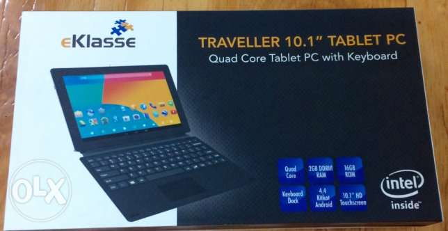 "10.1"" Travelers Tablet PC"