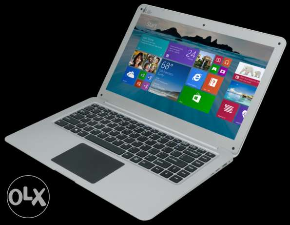 NEW notebook 360° convertible touchscreen laptop boxpack with warranty الرفاع‎ -  5