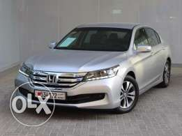 Honda Accord 4DR 2.4L LXi-A Silver 2016 For Sale