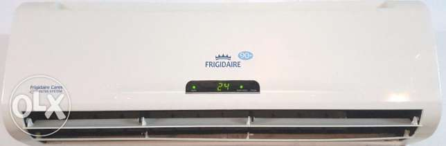 1.5 Ton Frigidaire Split Ac Excellent Condition Made In USA For Sale