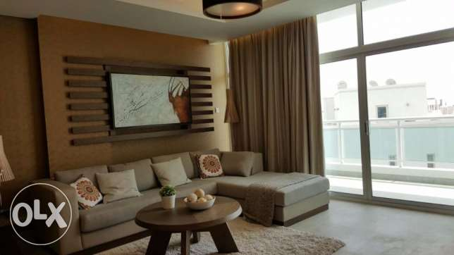2 Bedroom stunning Apartment in Amwaj fully furnished incl جزر امواج  -  1