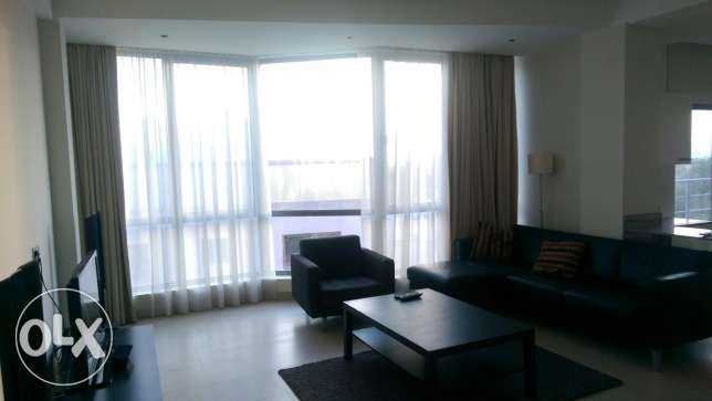 For rent furnished apartment in Adliya