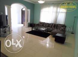 3 bedroom fully furnished villa for rent in Adliya - all inclusive