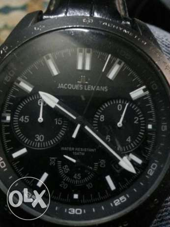 jacques lemans watch origional