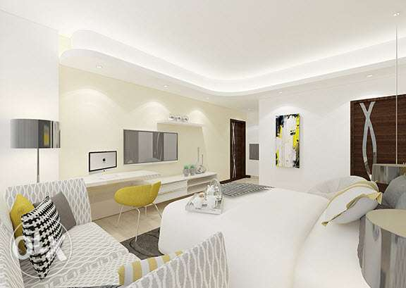 Spacious 1 Bedroom Luxury Apartment soon in Dilmunia المحرق‎ -  7
