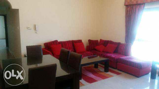 Modern and stylish layout two bedroom furnished apartment in Suwaifiya