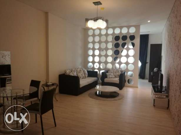 Gorgeous stylish studio flat for rent at Busaiteen
