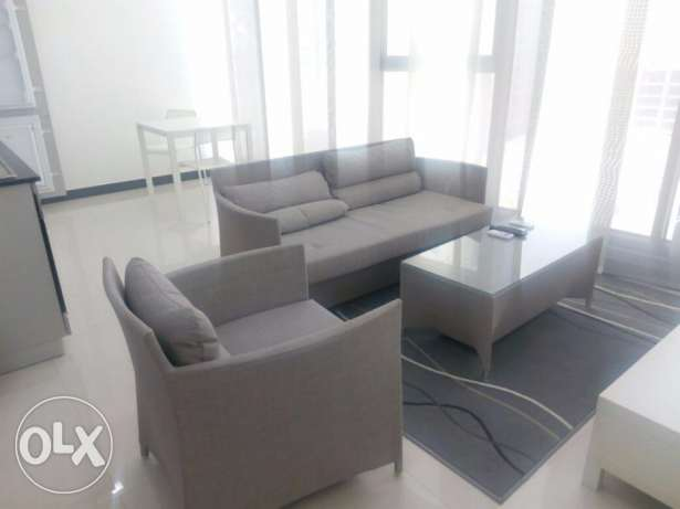 Brand new fully furnished apartment for rent on exhibition