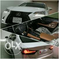 For sale Lexus Gs350 Model 2016 Full option