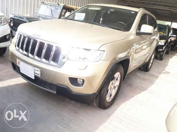 Jeep grand cherokee sale . Single used . 2012 model