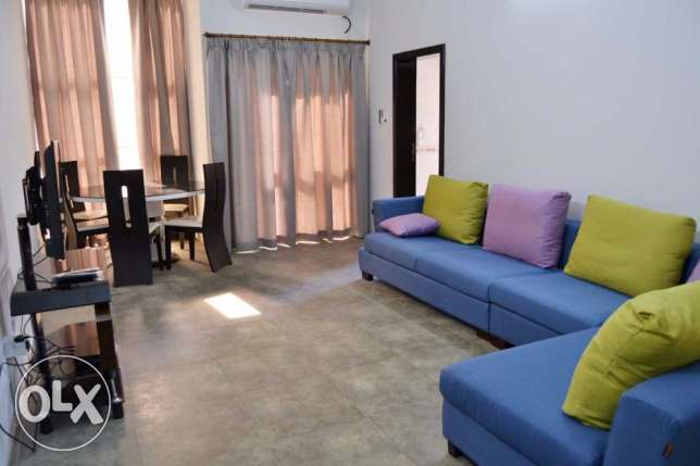Newly Furnished Apartment in Um al hassam