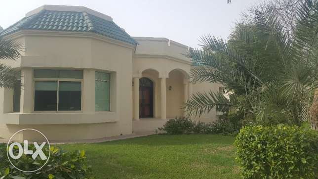 Lovely and Bright 4 BRs Semi Furnished Villa for Rent in HAMALA.