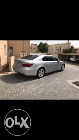 lexus ls460 L model 2007 full insurance