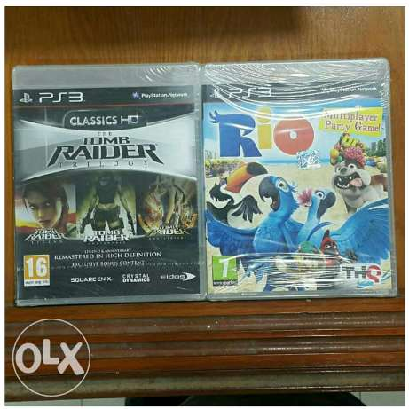 For sale Ps3 games Brand new with box
