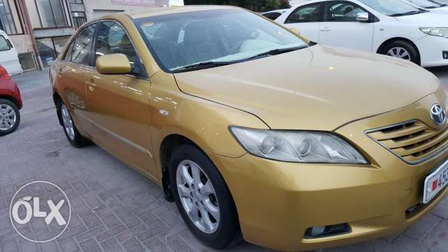 Urgent Sale Camry GLX (GOLDEN)