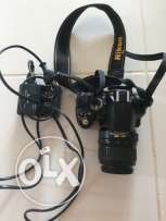 Nikon D3000 very good condition for sale