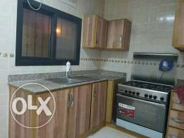 Arad/ Semi furnished 3 Bhk flat for rent ground floor