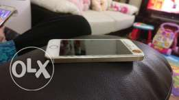 iphone 5s for sale 16 gb, white gold very good condition