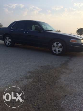 Ford crown Victoria L