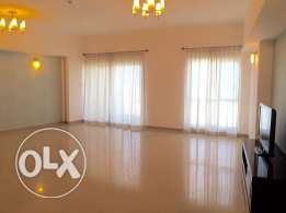 Semi Furnished Three bedrooms + Maids room apartment in Amwaj-Island.