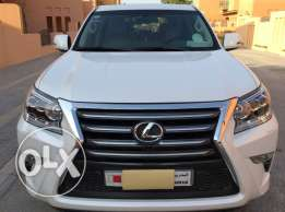 For Sale 2014 Lexus GX460 Single Owner Bahrain Agency