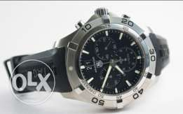 Tag Heuer Aqauracer watch - original