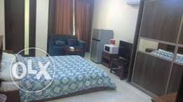 Studio flat fully furnished in seef
