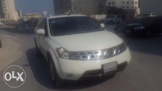 Nissan Murano/2008 Full Option/112000km/New Tyres & battery/ Good cond ام الحصم -  3