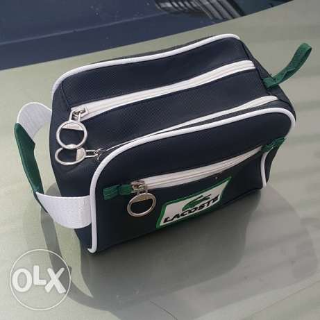 For sale hand bag for man.. Lacoste