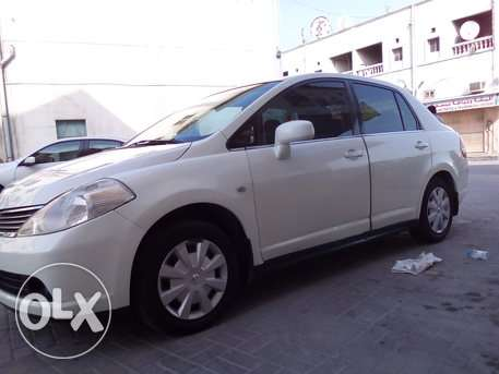 car for sale tida se, 2007, automatic,126172 KM, car for sale full ins
