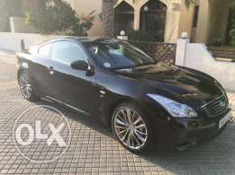 Q60S Coupe 3.7 V6 - 2016 - Expat Owner